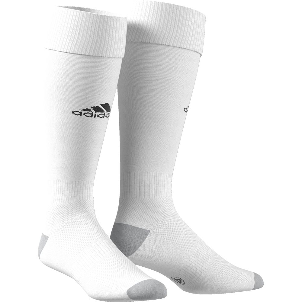 Meião Adidas Futebol Milano16 Sock Branco AJ5905 37 a 39 - ALLTENTICA ... 448fc4720b103