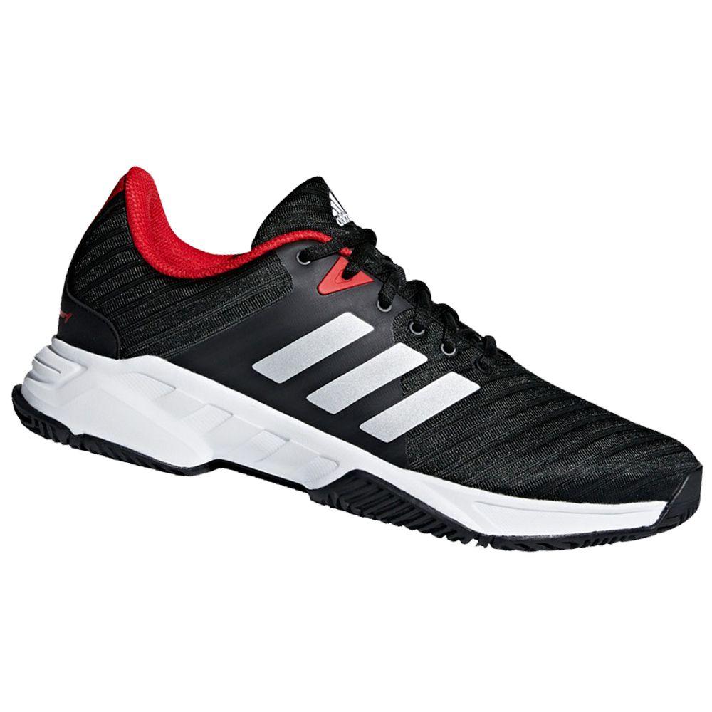 ... Tenis Adidas Masculino Barricade Court 3 Preto CM7816 - ALLTENTICA ... da7127b0e78df