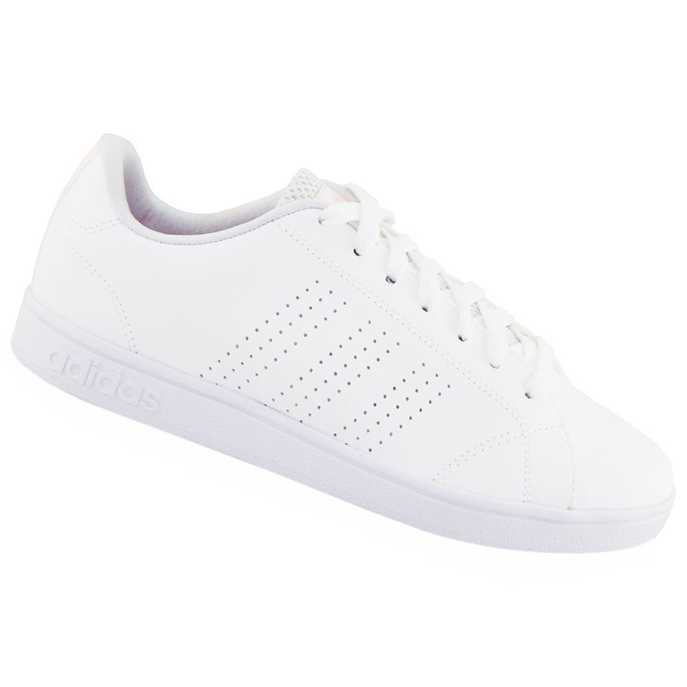 7da7be880 Tênis Adidas Feminino Advantage VS Clean Neo Branco DB0581 - ALLTENTICA ...