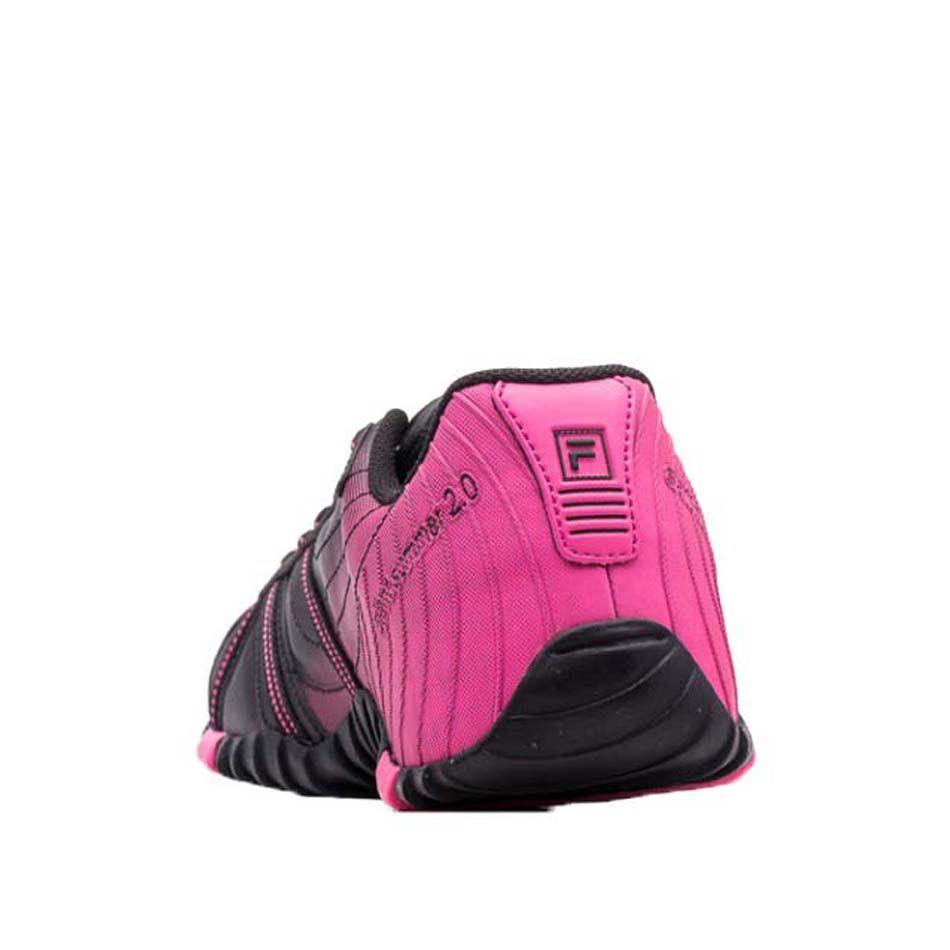 a7afc8bed98 ... Tênis Fila Slant Summer 2.0 Feminino Outdoor Women 11O172X Preto Pink -  ALLTENTICA ...