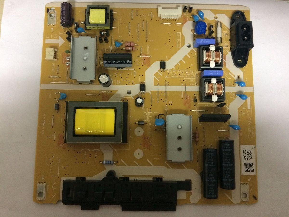Placa Fonte Panasonic Tc-32a400b - Usado