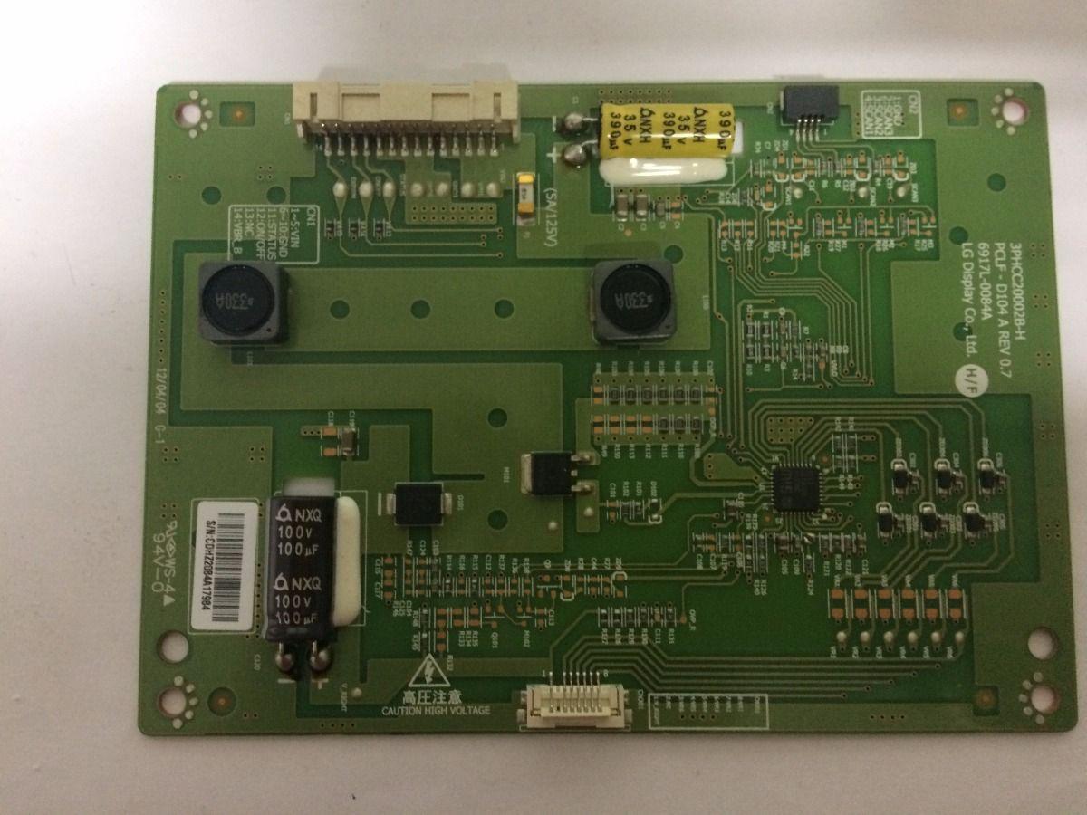 Placa Inverter Panasonic Tc-147e5bg - Usado