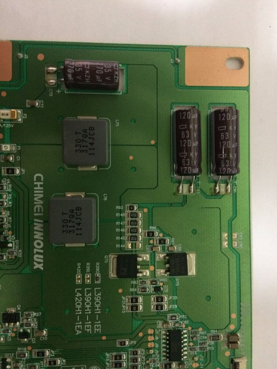 Placa Inverter Panasonic Tc-l39em6b - Usado