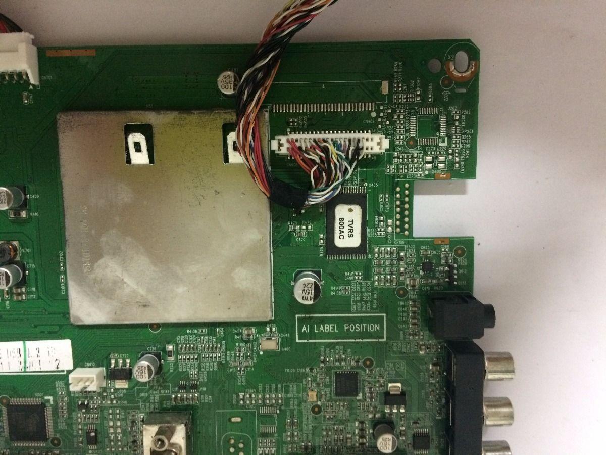 Placa Principal Panasonic Tc-l32u5b - Usado