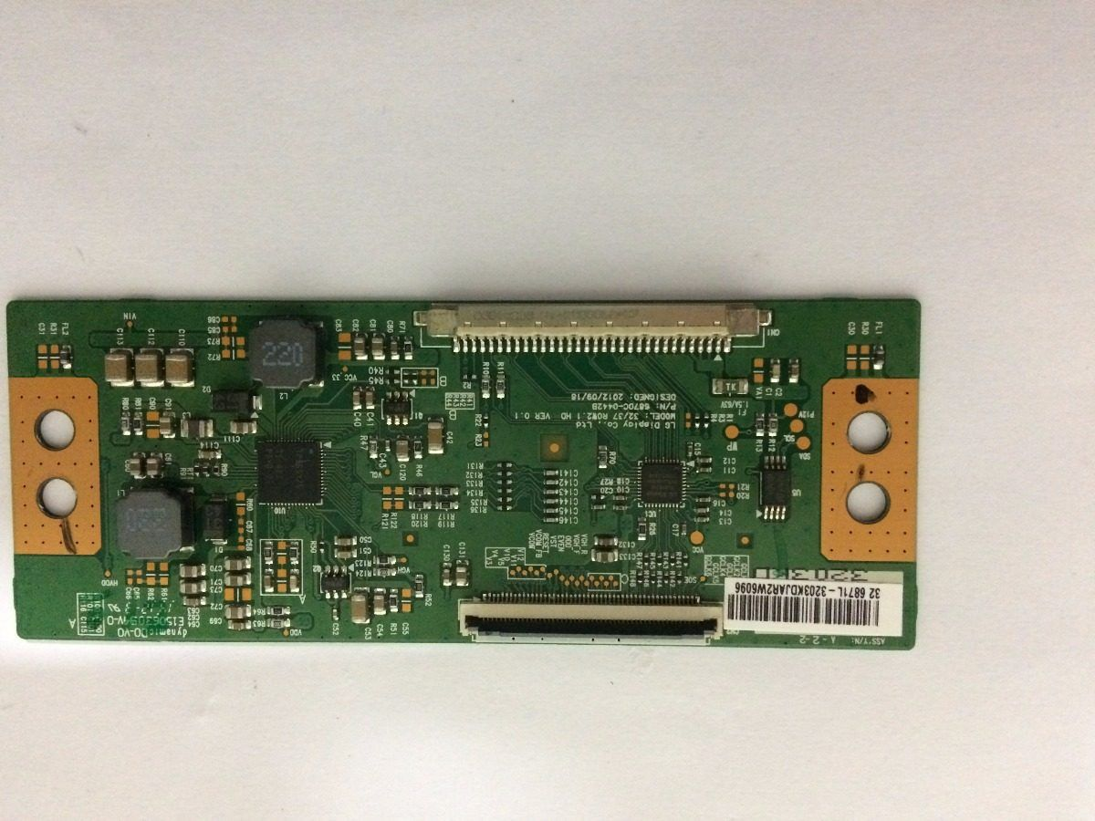 Placa T Com Panasonic Tc32as600b - Usado