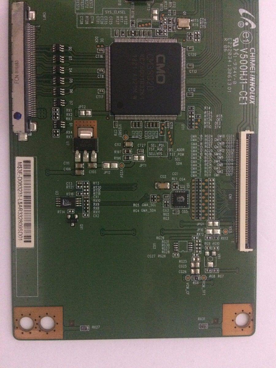 Placa T Com Panasonic Tcl39em6b - Usado