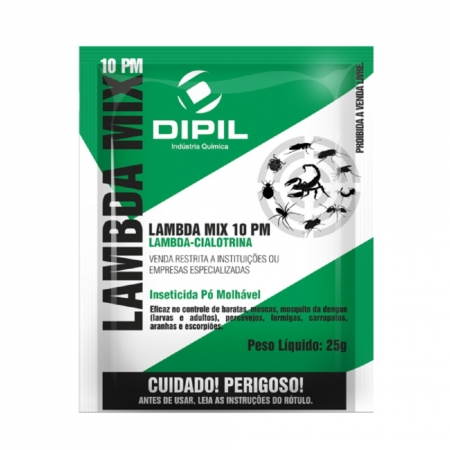 LAMBDA MIX 10 PM DIPIL 25 GR