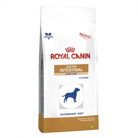 ROYAL CANIN V-DIET CANINE GASTRO INTESTINAL LOW FAT 10,1 KG