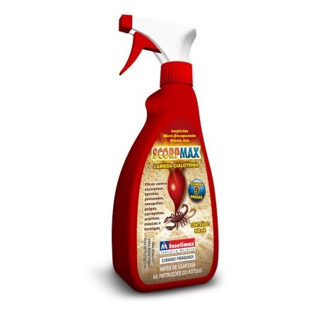 SCORPMAX SPRAY 500 ML