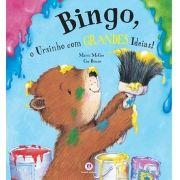 Bingo, o Ursinho Com Grandes Idéias - Nova Ortografia