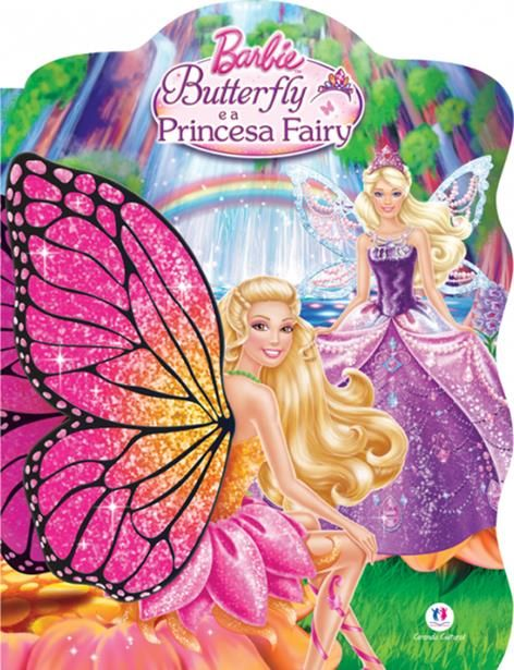 Barbie Butterfly & A Princesa Fairy