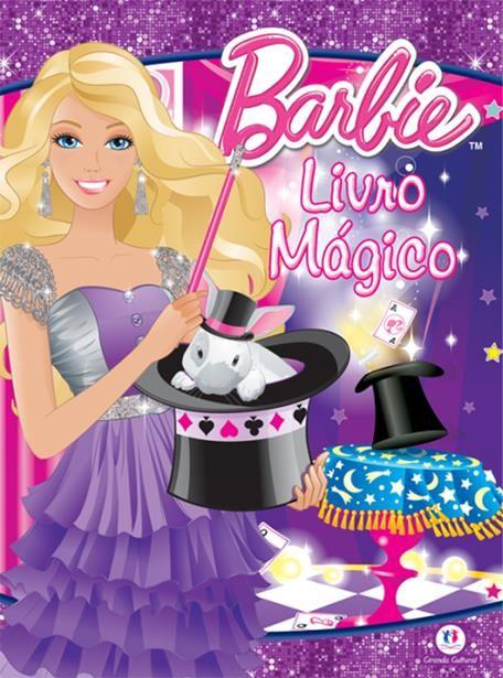 Barbie: Livro Mágico