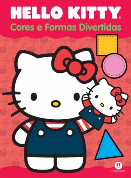 Hello Kitty: Cores e Formas Divertidas
