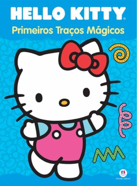 Hello Kitty: Primeiros Traços Mágicos