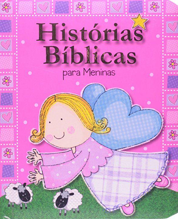 HISTÓRIAS BÍBLICAS PARA MENINAS
