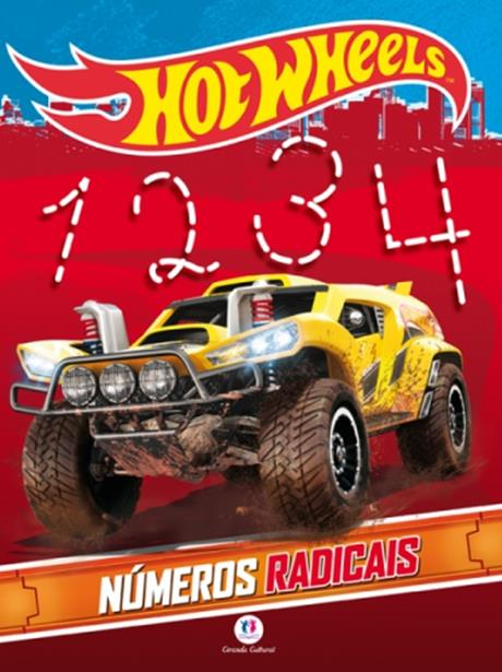 Hot Wheels: Números Radicais
