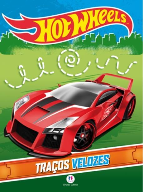 Hot Wheels: Traços Velozes