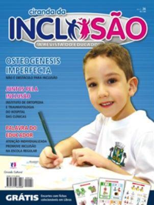 KIT CIRANDA DA INCLUSÃO - 10 REVISTAS II