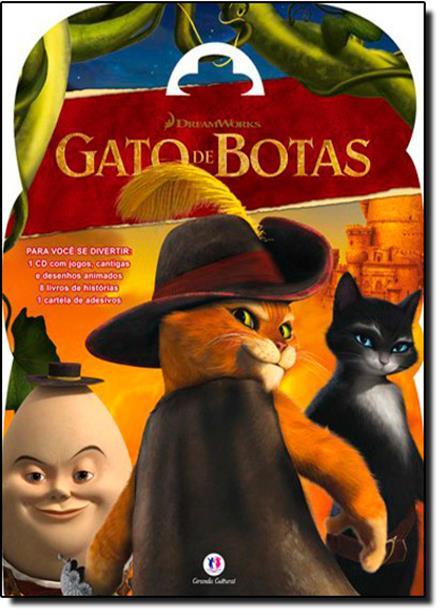 Maleta: Gato de Botas