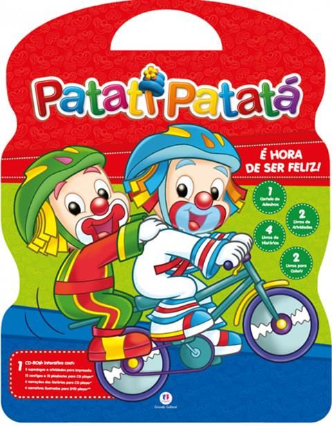 Maleta Patati Patata: É Hora de Ser Feliz!