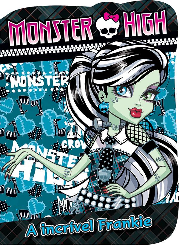 Monster High: A Incrível Frankie - Maior