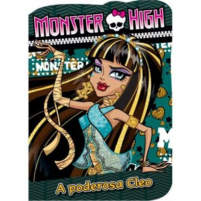 Monster High: A Poderosa Cleo - Maior