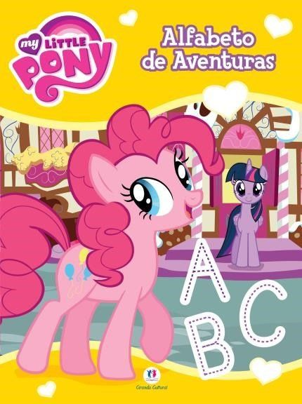 My Little Pony: Alfabeto de Aventuras