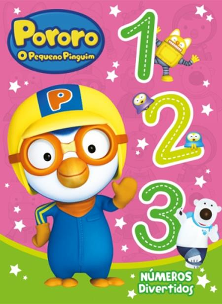 Pororo O Pequeno Pinguim: Números Divertidos