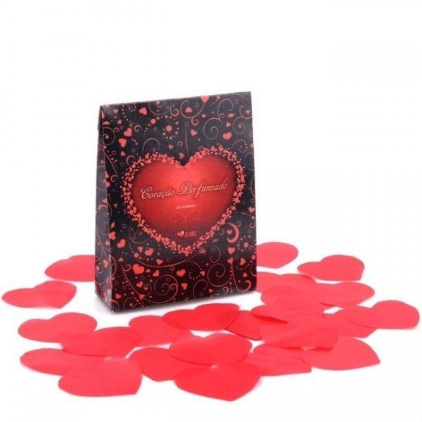 Corações perfumados