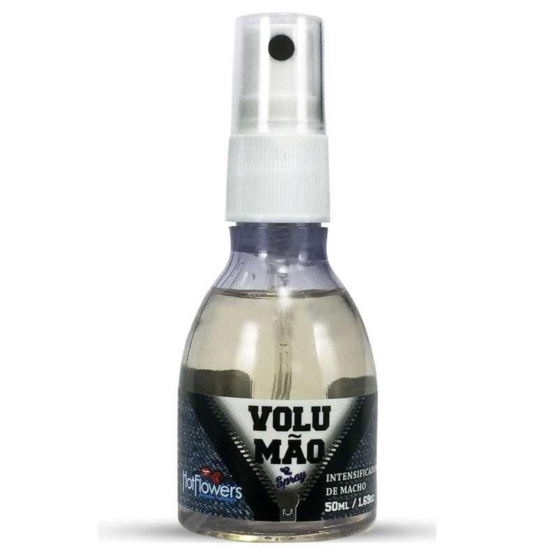 Volumão spray intensificador de ereção 50 ml