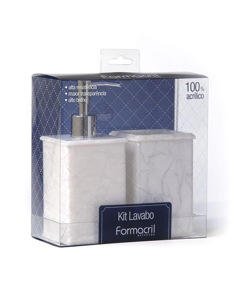 Kit Lavabo Classic - 2 peças