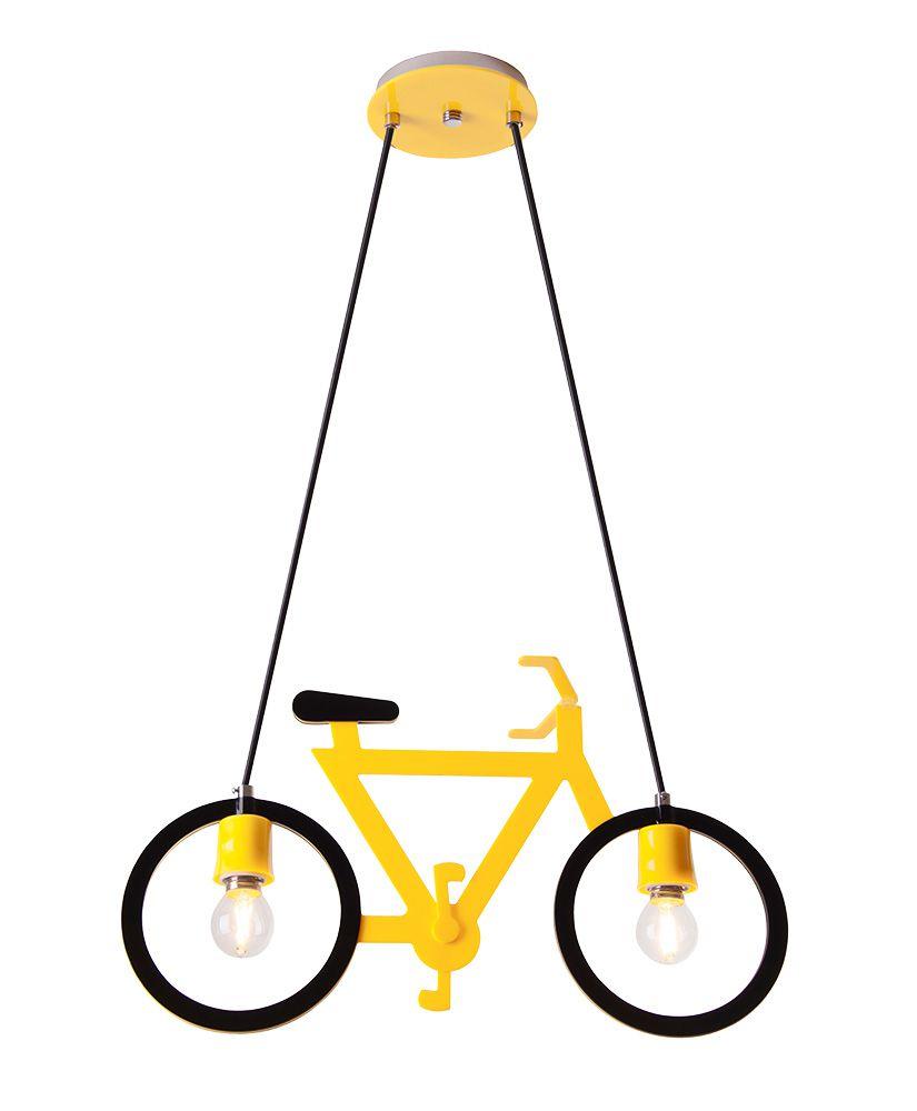 Pendente Bicicleta – Amarela
