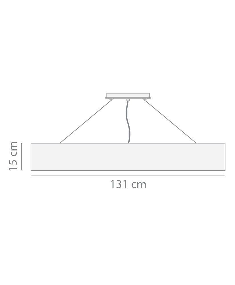Pendente Florença –131cm