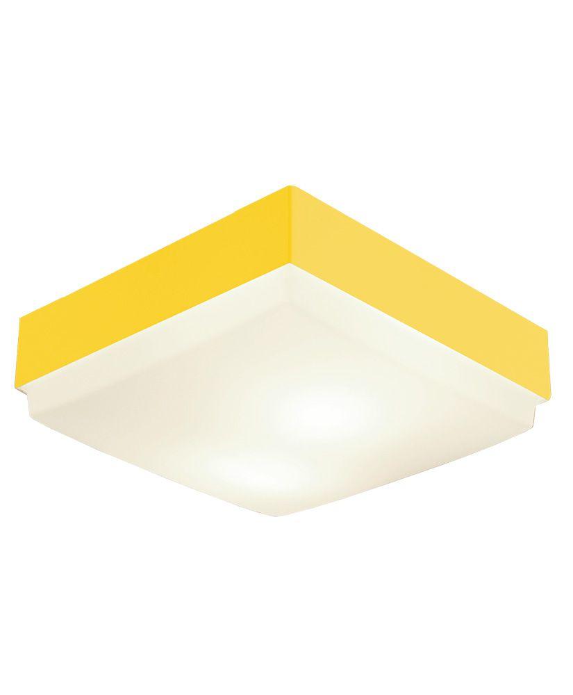 Plafon Colors – Amarelo