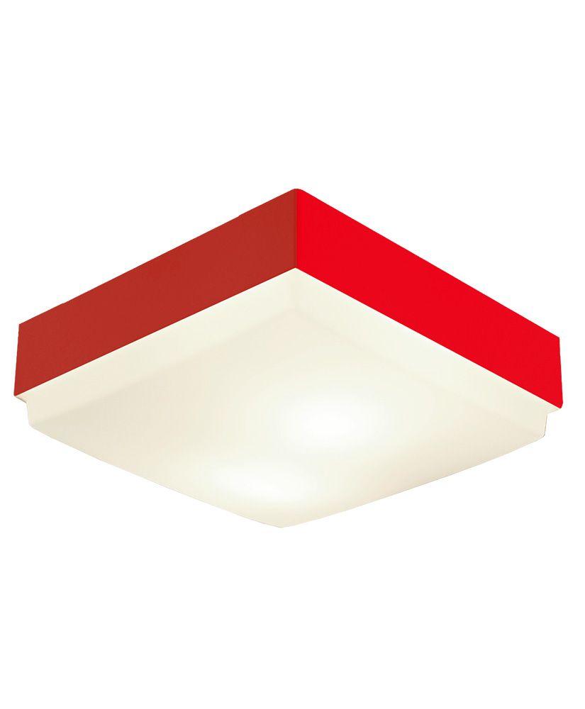 Plafon Colors – Vermelho
