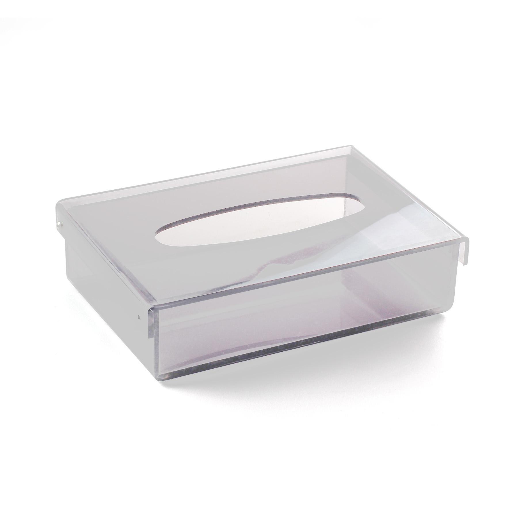Porta lenços de papel  - Formacril Acrílicos