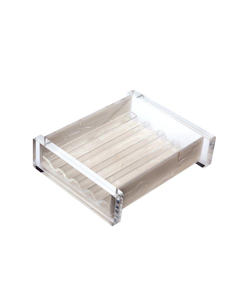 Saboneteira de mesa –Madrepérola