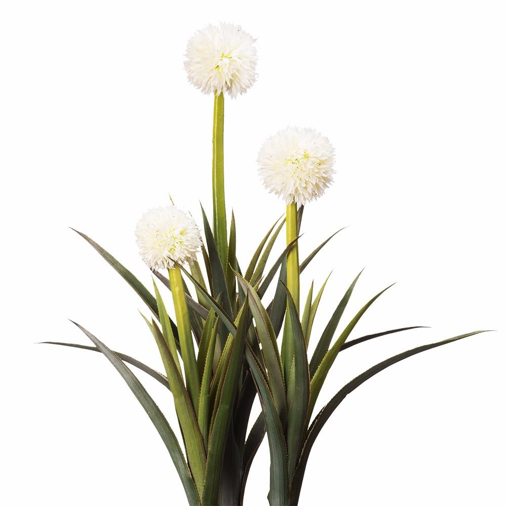 Árvore Artificial Bromelia Allium 100cm | Linha Permanente Formosinha