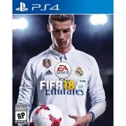 Game FIFA 18 - PS4