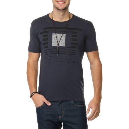 Camiseta Calvin Klein Jeans Geométrico