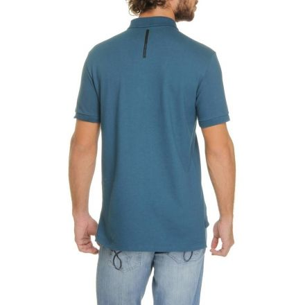 Polo Calvin Klein Jeans Piquê Casual Pocket