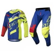 Conjunto Alpinestars Techstar Screamer 2018