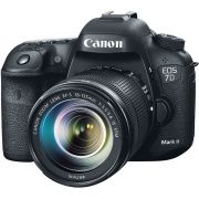 Canon 7D Mark II, Ef-s 18-135mm f/3.5-5.6 Stm, Full Hd, Gps