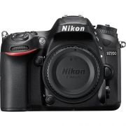 "NIKON D7200 , 24.2MP, LCD 3.2"", FULL HD CORPO"