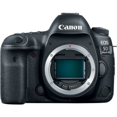 CÂMERA DIGITAL CANON EOS DSLR 5D MARK IV CORPO 30.4MP, 4K, WI-FI