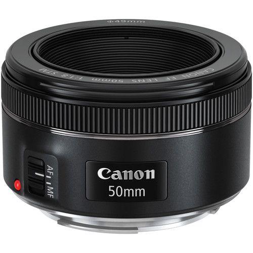 CANON 50MM F/ 1.8 STM AUTOFOCO