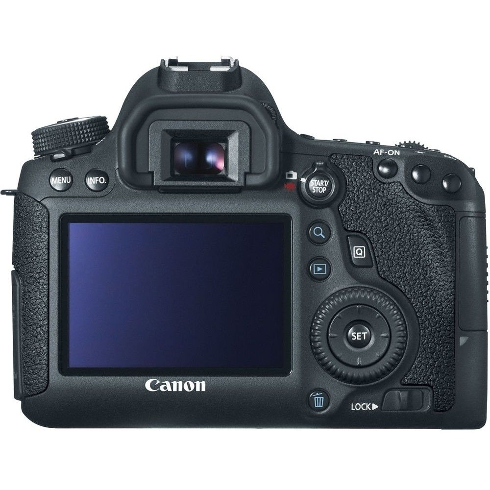 CANON EOS 6D CORPO 20.2MP, FULL HD, WI-FI, GPS