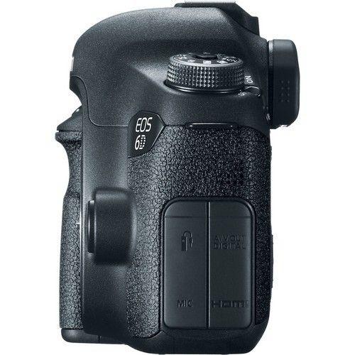 CANON EOS 6D CORPO 20.2MP, FULL HD, WI-FI, GPS
