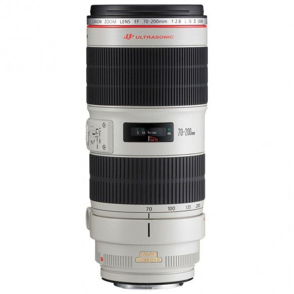 Objetiva Canon 70-200mm f/2.8L EF IS II USM