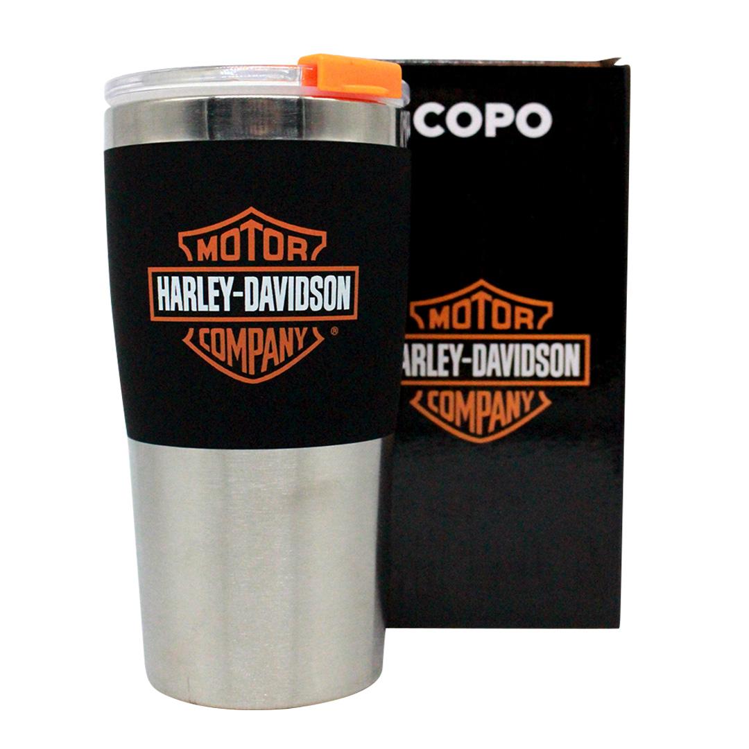 COPO INOX HARLEY DAVIDSON 450ML